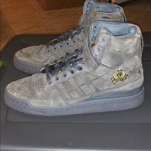 Pre Owned Adidas x FTB OG Forum Crest HI